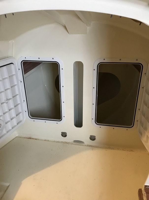 SCAMP Bulkhead hatches