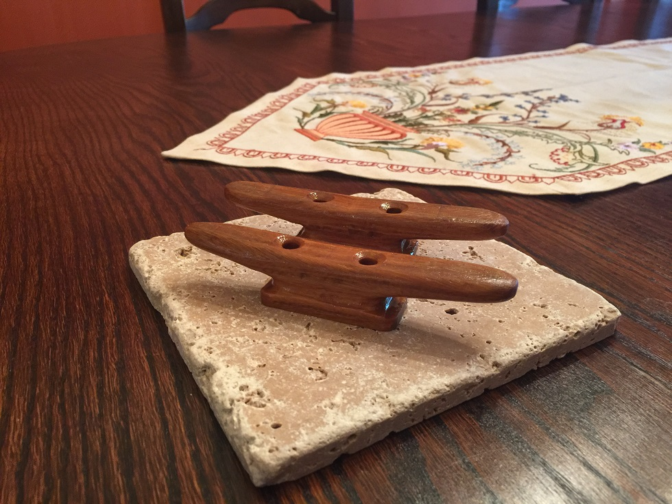 Palo Santo Wooden Cleats