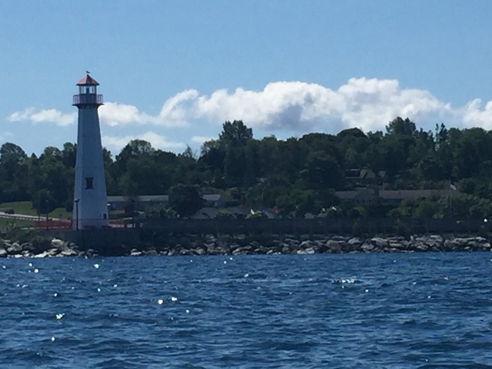 Lighthouse , St.Ignace Michigan