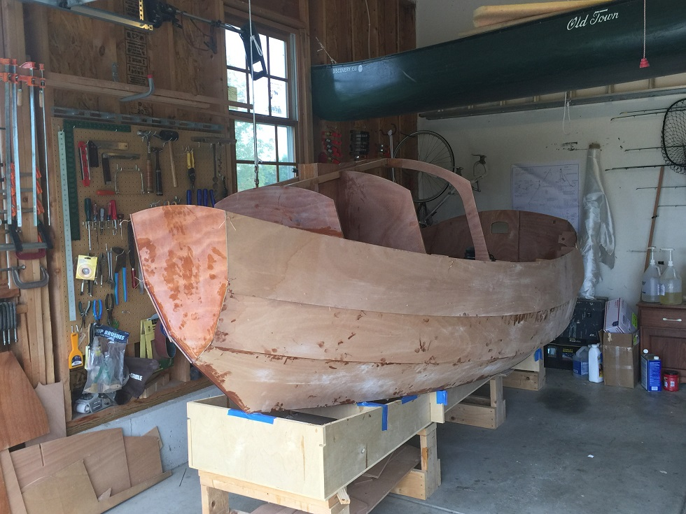 SCAMP Hull P3